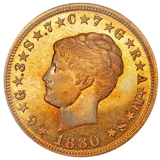 Rare U.S. Gold & Silver Coins Sell Well in Central States Auction