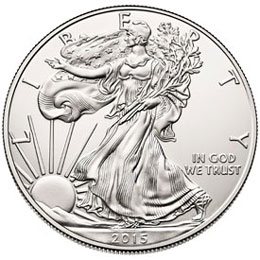 American Gold and Silver Eagle Bullion Coin Sales Trail Year Ago Levels