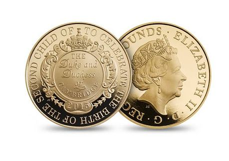 The Royal Mint's £80 Princess Charlotte coin 'worth £9.72'