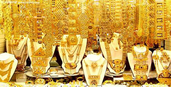 Gold at over three month high on global cues seasonal demand