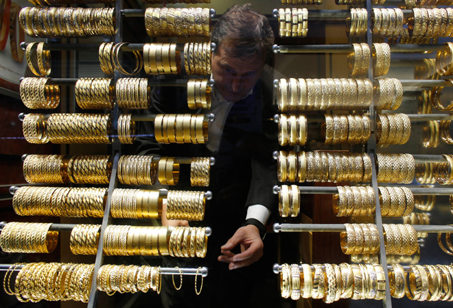Gold price falls for third day on global cues, sluggish demand