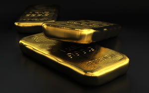 Gold Falls to 1-Week Low; US Mint Coin Sales Soar