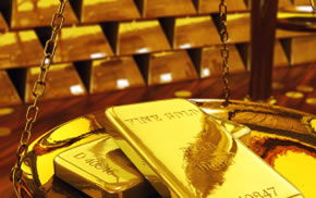 Gold Falls to 1-Month Low; US Mint Bullion Sales Rise