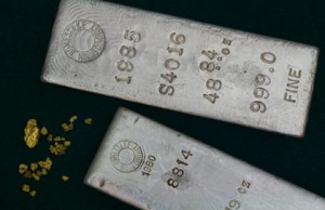 Gold Edges Up, Silver Soars; US Mint Coin Sales Advance