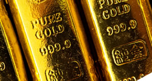 Gold Dips, Silver and US Mint Silver Eagles Gain