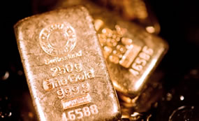 Gold Gains After Fed Statement; US Mint Coin Sales Rise