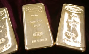 Gold and Silver Ease Lower; US Mint Bullion Sales Climb