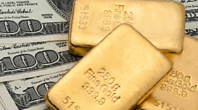 Gold Snaps 4-Session Winning Streak; US Mint Coin Sales Jump